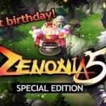 ZENONIA 5 v1.2.8 Mod APK