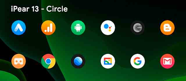 iPear - Pixel Icon Pack Apk