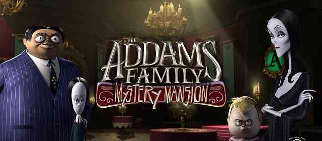 The Addams Family - Mystery Mansion Apk