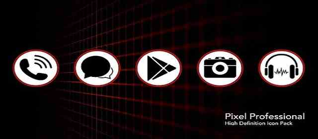 PIXEL PROFESSIONAL - ICON PACK Apk