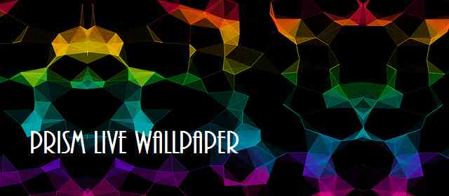 Prism Live Wallpaper Apk