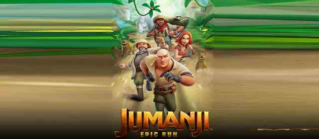 Jumanji: Epic Run v0.5.0 Apk