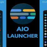 AIO Launcher Premium v2.8.40 APK