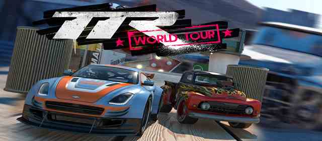 Table Top Racing: World Tour - Nitro Edition Apk