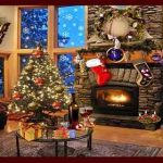 Christmas Fireplace LWP Deluxe v1.84 APK