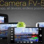 Camera FV-5 v5.2.5 APK