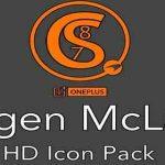 OXYGEN MCLAREN - ICON PACK v1.7 APK