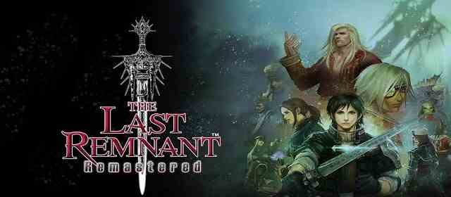 The Last Remnant Remastered Apk