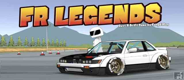 FR Legends Apk