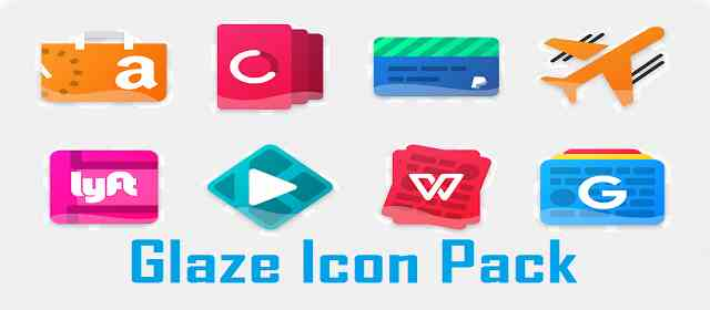 Glaze Icon Pack Apk