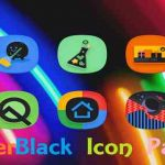 SuperBlack Icon Pack v1.4 APK