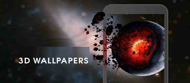3D Wallpaper Parallax - 4D Backgrounds Apk