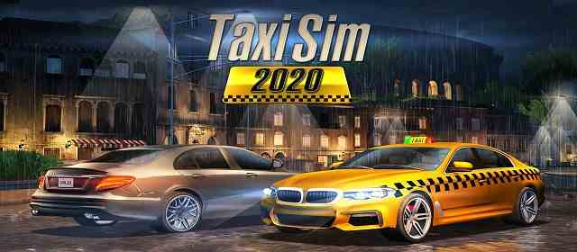 Taxi Sim 2020 v1.2.5  Android Araba Oyunu apk indir