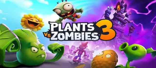 Plants vs. Zombies 3 Apk