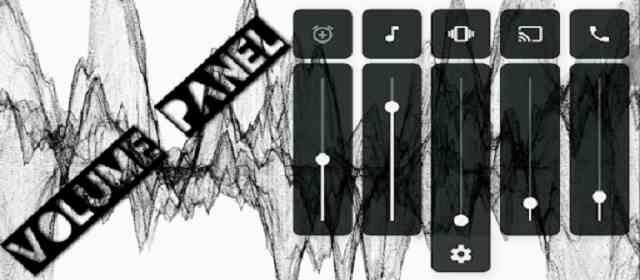 Volume Control Panel Pro Apk