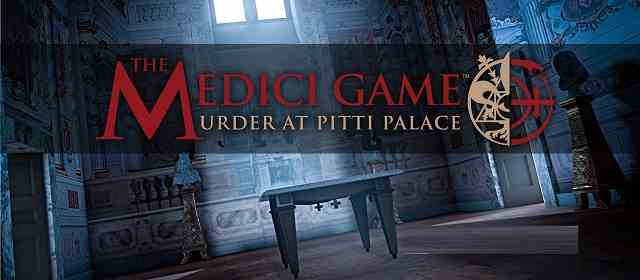 The Medici Game Murder Mystery at Pitti Palace Apk