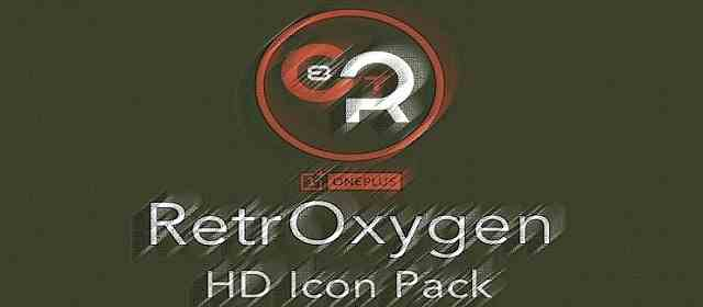 RETROXYGEN - ICON PACK Apk
