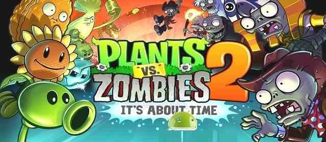 Plants vs. Zombies™ 2 Apk