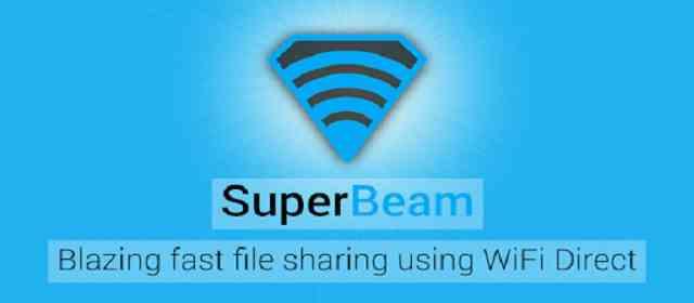 SuperBeam Pro | WiFi Direct Share Apk
