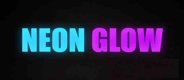 Neon Glow - Icon Pack Apk