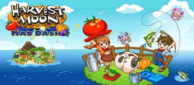 Harvest Moon: Mad Dash Apk
