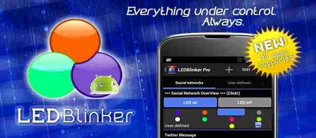 LEDBlinker Notifications apk
