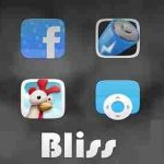 Bliss - Icon Pack v1.8.3 APK