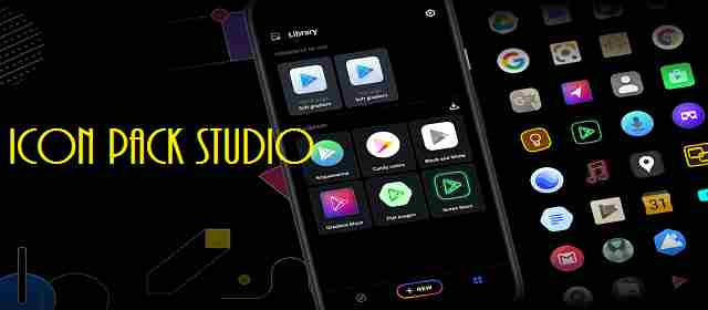Icon Pack Studio [Premium] Apk