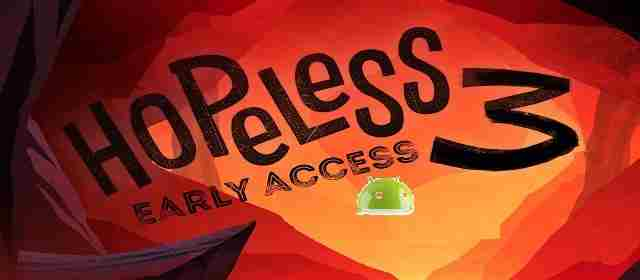 Hopeless 3: Dark Hollow Earth Apk