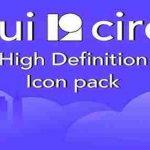 MIUI 12 CIRCLE - ICON PACK v1.01 APK
