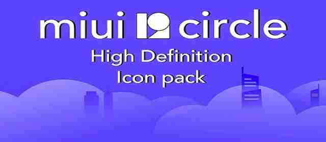 MIUI 12 CIRCLE - ICON PACK Apk