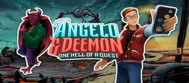 Angelo and Deemon: One Hell of a Quest Apk
