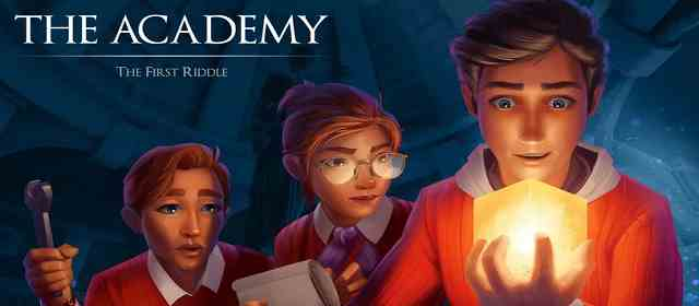 The Academy: The First Riddle [Unlocked] Apk