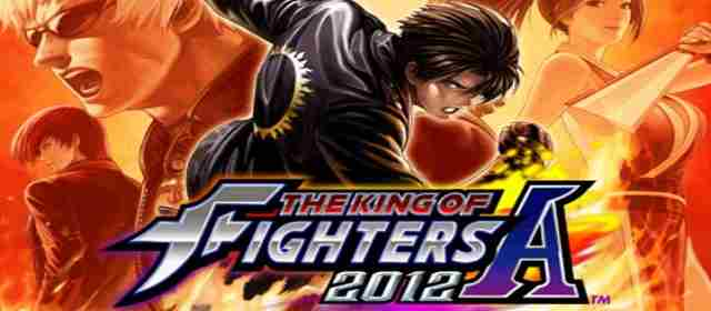 THE KING OF FIGHTERS-A 2012 apk