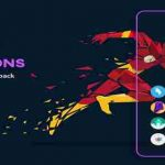 Supercons - The Superhero Icon Pack v3.0 APK