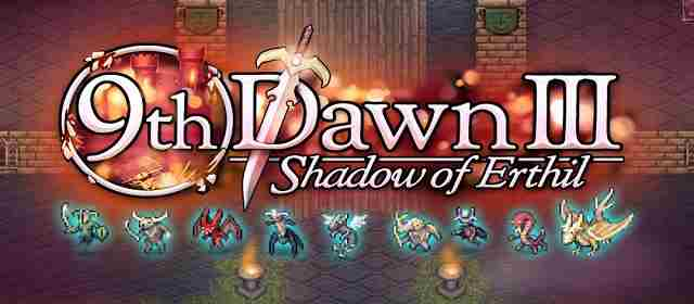 9th Dawn III RPG Apk